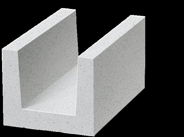 строительные U-блоки